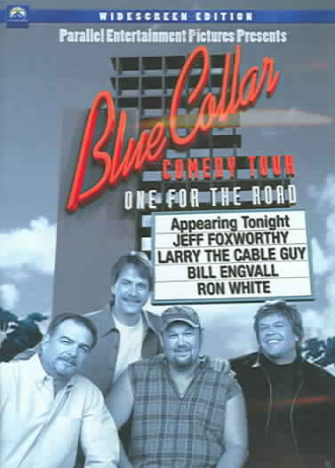 BLUE COLLAR COMEDY TOUR ONE FOR THE R BY FOXWORTHY,JEFF (DVD)